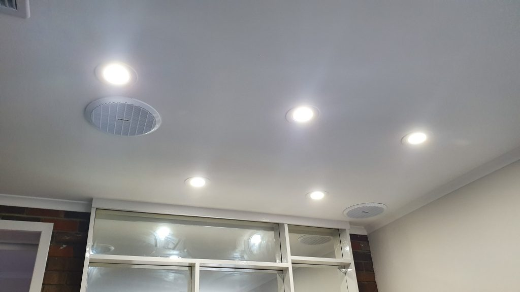 Domestic and Commercial Electricians Adelaide lighting
